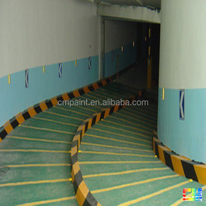 Water based epoxy anti-slip ramp floor paint industrial epoxy floor paint