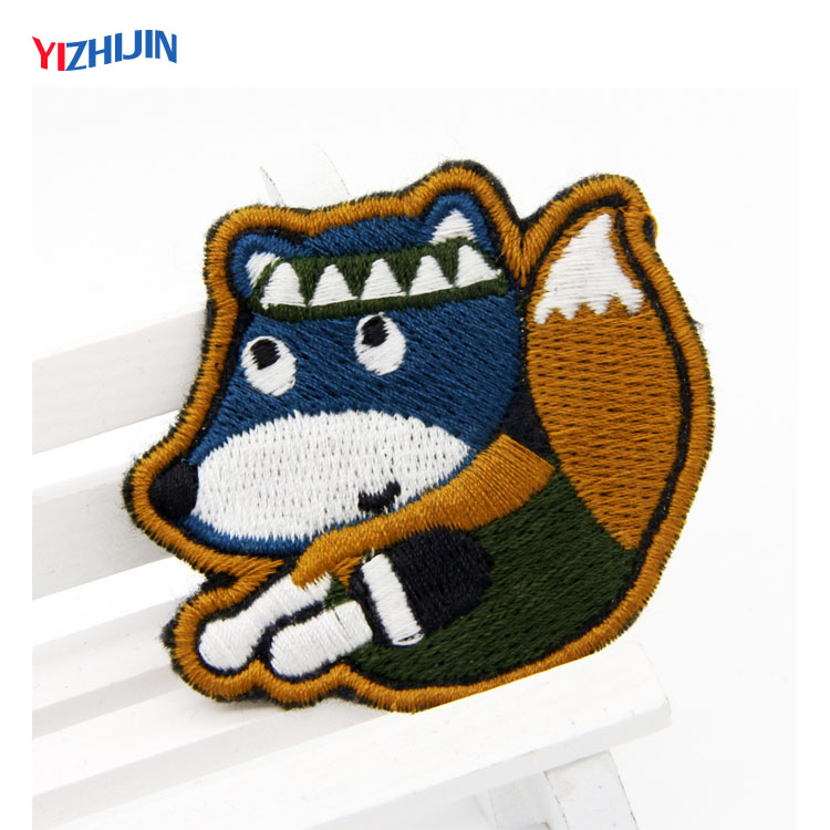 Custom Sports Team Custom Embroidered Patches