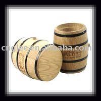oak wood wine barrels