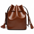 trend leather handbag brown handbag women handbag newest