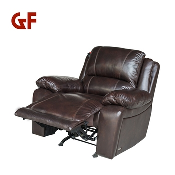 Unusual Furniture Living Room Sofa Leather Sectional Round Corner