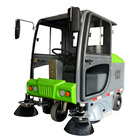 T8 Double Brush Ground Gas Sweeper