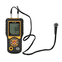 Ultrasonic thickness gauge high precision precision thickness gauge HT-1200 handheld thickness gauge