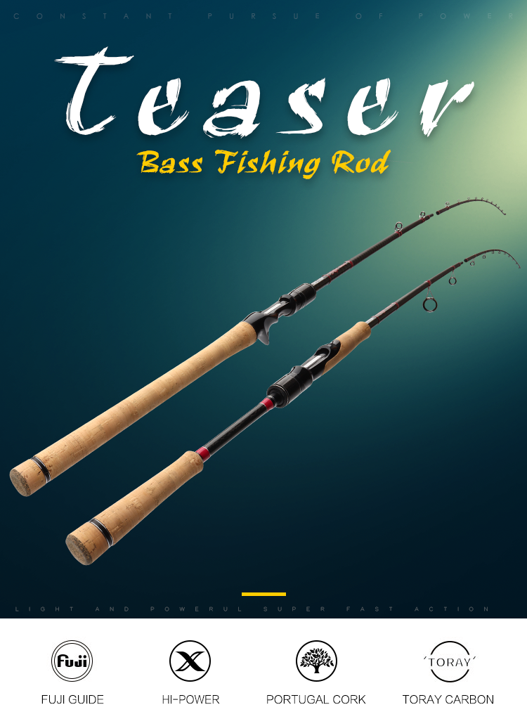 trout fishing rod