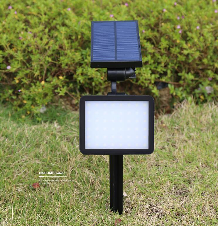 driveway cheap led solar garden light post garden path meadow lighting,landscape amber solar pathway lawn