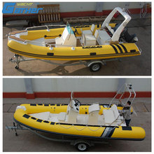 Gather Yacht outdoor fanny water sports Made-in-China CE children pvc air inflatable boat