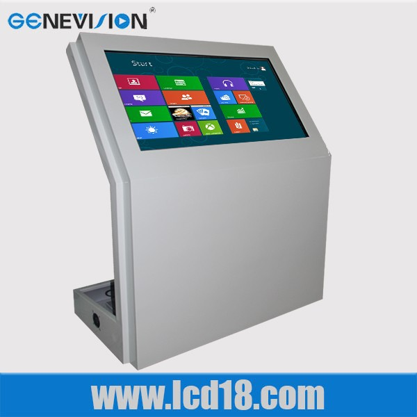 42 inch wifi network Airport / Lobby Touch Screen Kiosk