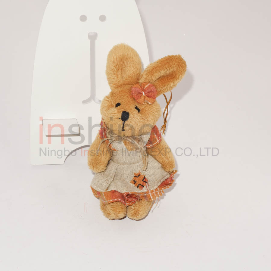 IN53284 Easter day gift soft stuffed plush toy rabbit bunny , plush rabbit toy