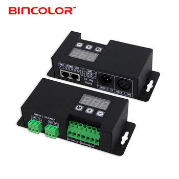 DMX 512 Decoder driver DMX512 RGB controller_350x350 dmx 512 decoder driver dmx512 rgb controller for 12v 24v led strip dmx512 decoder wiring diagram at alyssarenee.co