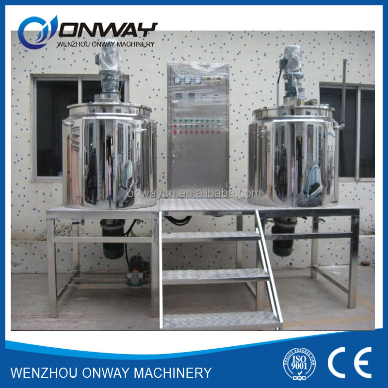 PL mixing machine for paint factory