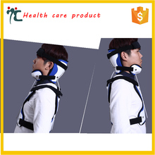 head neck brace thoracic spine cervical fixation and support