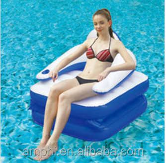 Inflatable Pool Lounge Chair, Inflatable Pool Lounge Chair Suppliers And  Manufacturers At Alibaba.com