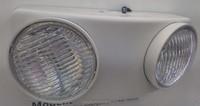 Factory Sale Plastic Emergency Lighting 2*3W Two Head 3 Hours Emergency