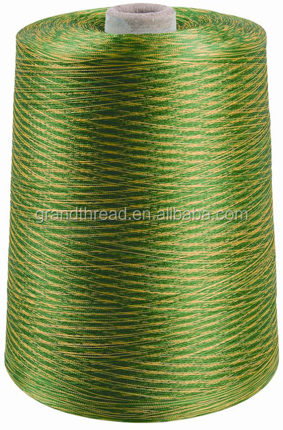 rayon viscose embroidery thread for hand knitting and machine embroidery