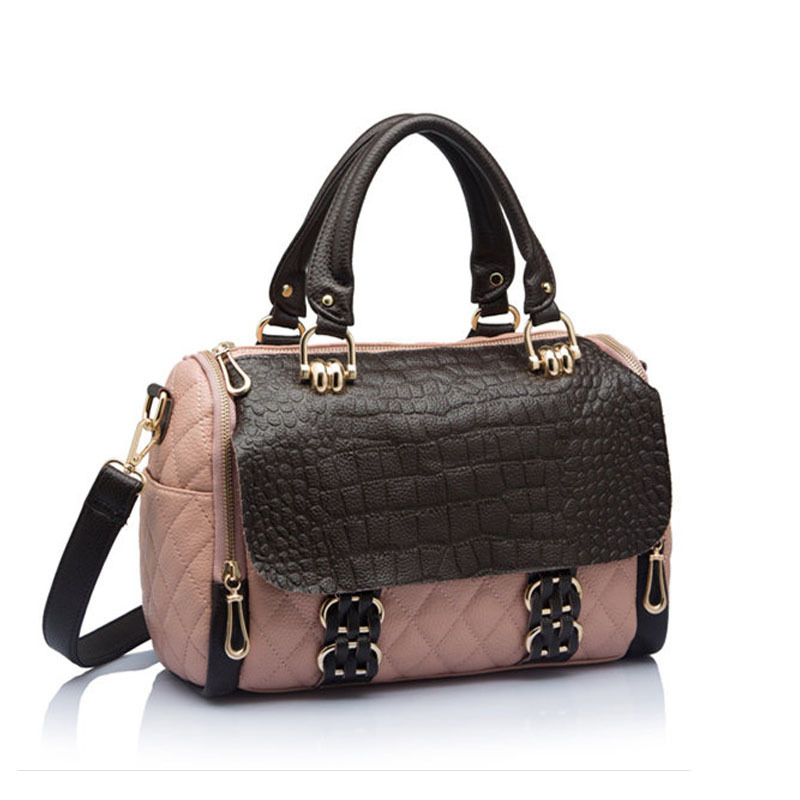 f657dc9c3a8c Get Quotations · 2015 New Arrival Women Handbag Genuine Leather Bag ladies  Designer Handbags Brand 2014 Bolsa Feiminina Womens