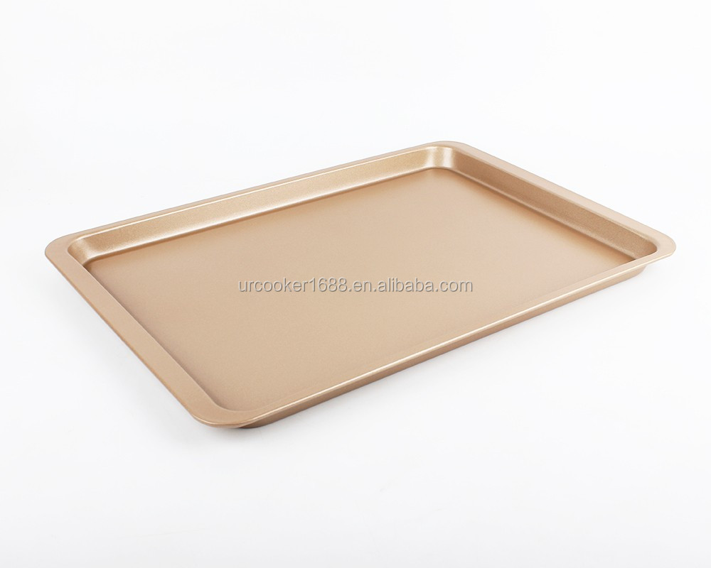 Commercial Bakeware Large Baking Tray Cookie Sheet Carbon