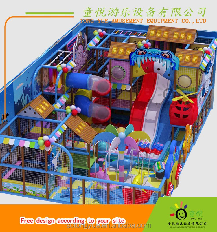 Whole sale price top quality indoor play centre equipment kids pirate ship playground for sale