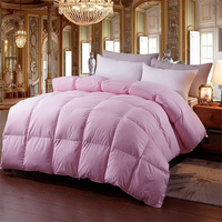 China factory supplier hotel linen 100% cotton fabric microfiber inner bed comforters