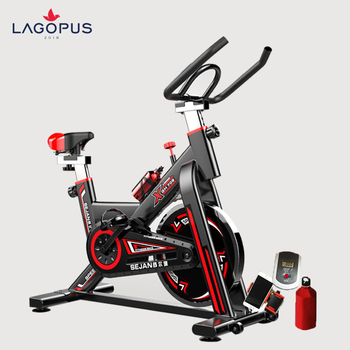 OEM Gym Fitness Bikes Indoor fitness bicycle ultra-quiet Home Exercise Bikes fitness Bikes Trainer Stationary Fitness equipment