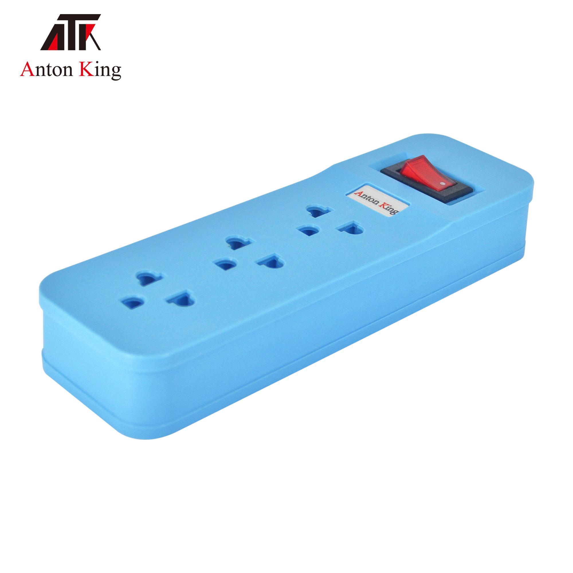 Tour 8 Sockets /& USB Compact électricité Extension Lead Gang prise avec protection
