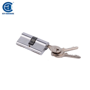 High Quality double cylinder euro profile brass mortise door lock cylinder