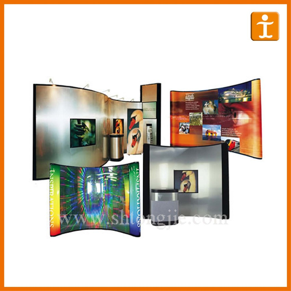 Vinyll Material Customized Pop up display Digital Printing Promotion