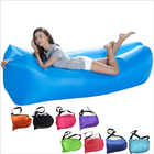 World Popular Outdoor Inflatable Lounger Nylon Fabric Bean Bag Portable Waterproof Air Filled Balloon Air Bag