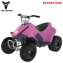 Tao Motor Adult Electric Quad Bike Baymax 500B wiht CE ECE