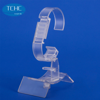 TCHC 678 High Quality Shrinkable C ring Watch Display Holder Stand For Sale