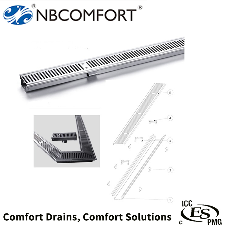 Competitive price rain water drain