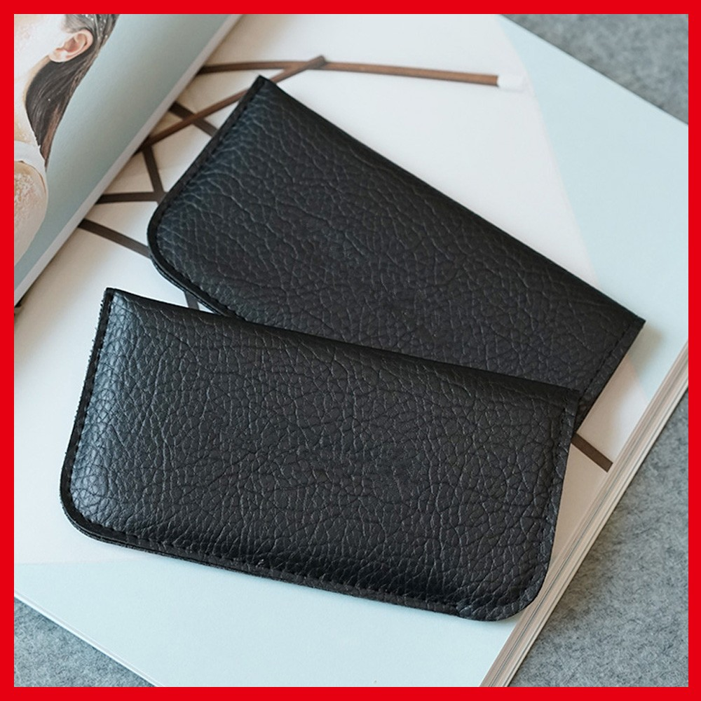 Leather Glasses Case,Leather Glasses Pouch,Spectacle case