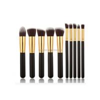 best cheap blending brush 10pcs vegan makeup brushes manufacturer eyeshadow