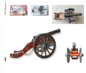 mini antique cannon model and decorative cannon model for sale