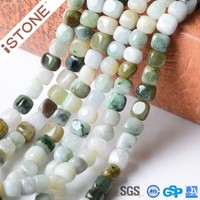 High Quality Natural Jade Semiprecious Stone Beads For Jewelry Making