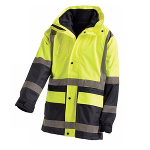 Clothes Safety Uniforms Workwear Reflective