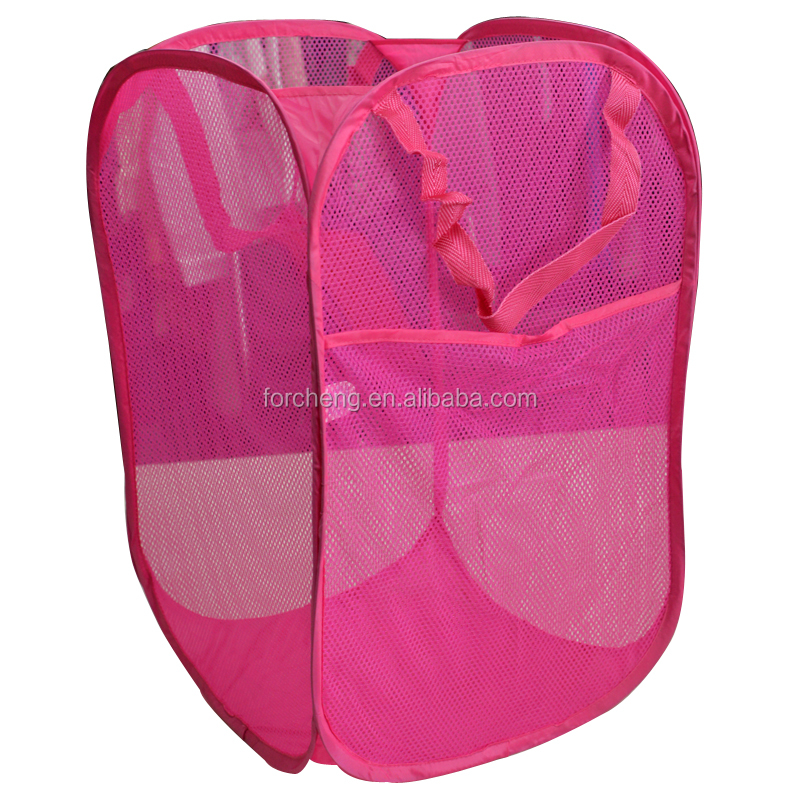 Wholesale Collapsible Durable Household pop-up hamper