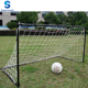 steel frame folding indoor soccer goal football training goal