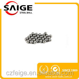 AISI304 1 inch solid stainless steel ball good function