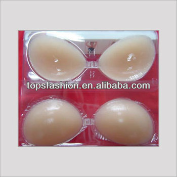 4634e58370 Lovely Silicone Free Bra Adhesive And Strapless Nude Fashion Invisible Bra  Thin Thick Styles With