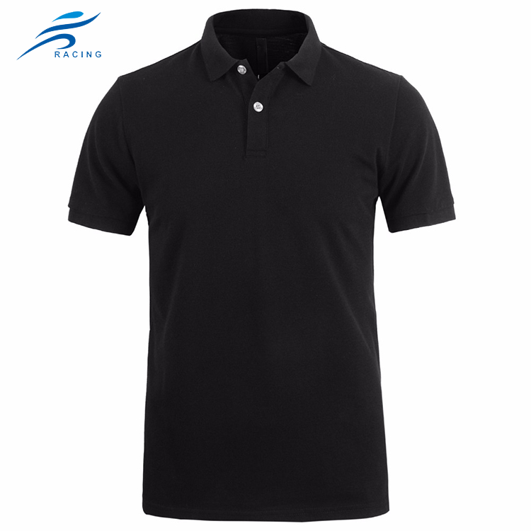 Gepersonaliseerde Blanco Kleding Overzeese Man Polo Shirts Casual Polo T-shirt
