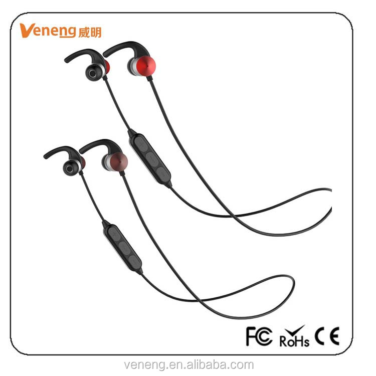 Handfree wireless bluetooth earphone for awei