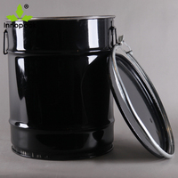 Metal barrel 90 liter steel drum