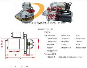 toyota 2y 3y 4y starter motor wholesale, starter motor suppliers - alibaba