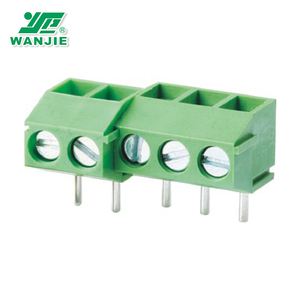 Small Pitch3.5mm PCB Screw Terminal Block Connector(WJ350-3.5)
