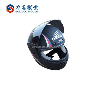Low Price High Quality New Hot Sale Motorcycle Helmet Mold Highly Polished Plastic Helmet Injection Mould