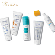 chemical sunscreen cream skin care set