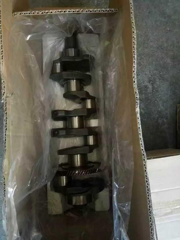 VM MOTORI R425 VM 2.5 DOHC auto diesel engine crankshaft