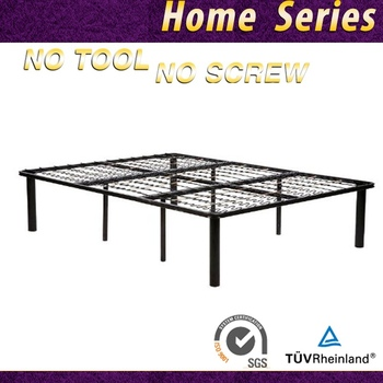 Queen Size Spring Bed Frame And Box Spring