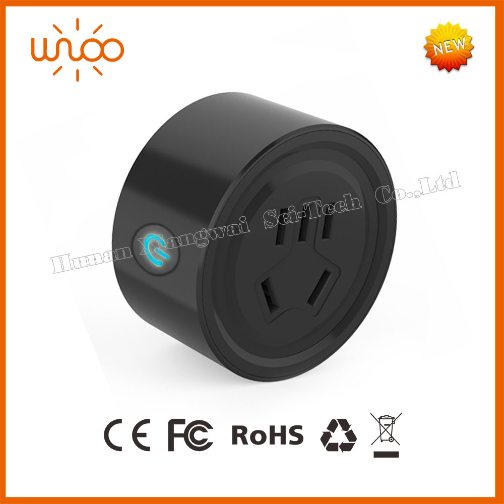 Intelligent Power Outlet Wifi Connect Wireless,Own App Remote ...