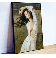 PS Art Wall Hanging Open Hot Sexy Girl Photo Frame